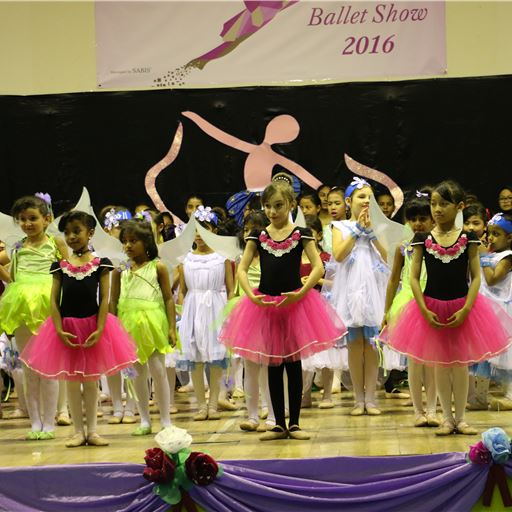 Ruwais Private School - Ballet Show. May 2016 (Part 2)