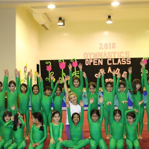 Gr. 1 & 2 Gymnastics Open Class 2016